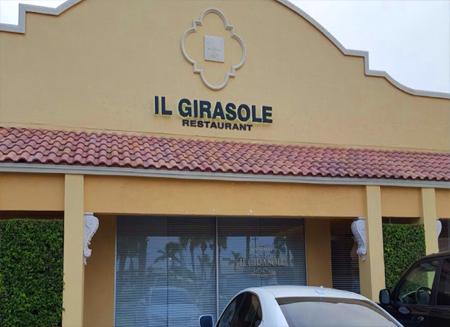 Il Girasole Italian Restaurant